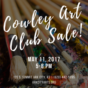 Cowley Art Sale