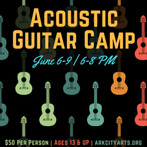 Acoustic Guitar Camp