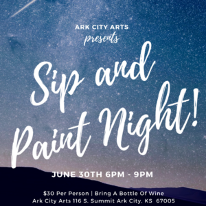 Sip And Paint Night