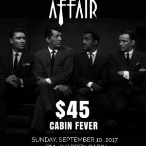 Cabin Fever 2017 A Swingin Affair